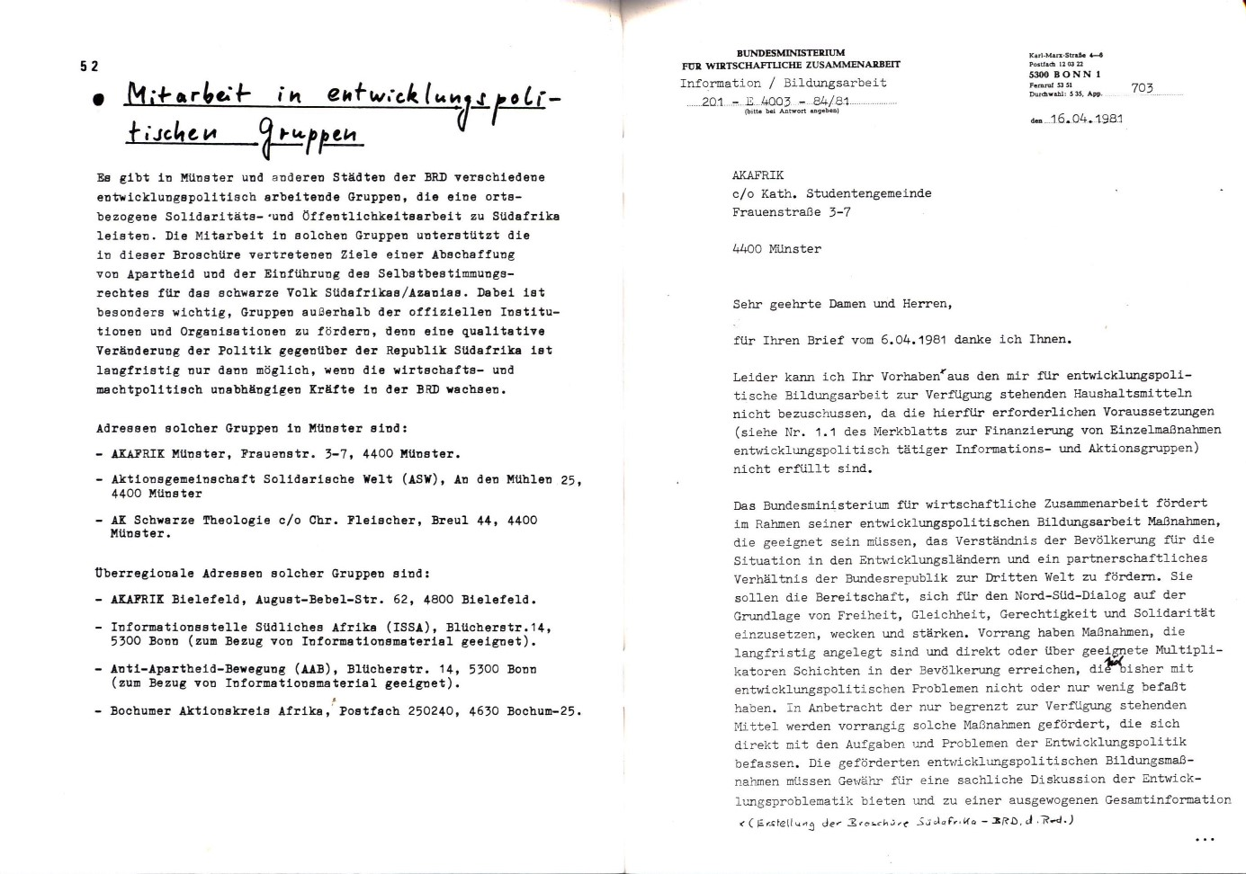 Muenster_AKAFRIK_1981_Suedafrika_BRD_28