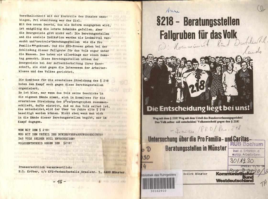 Muenster_KBW_1976_Paragraf_218_01