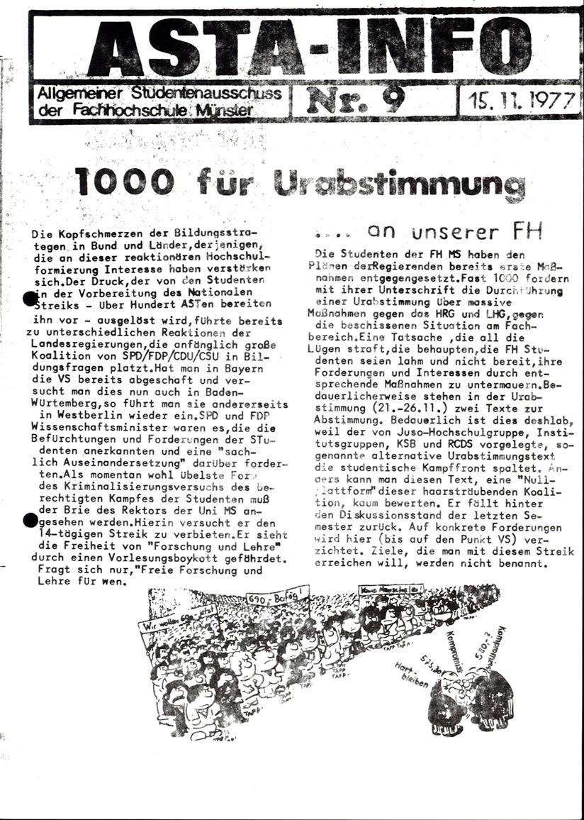 Muenster_19771115_FH_AStA_Info_09_01