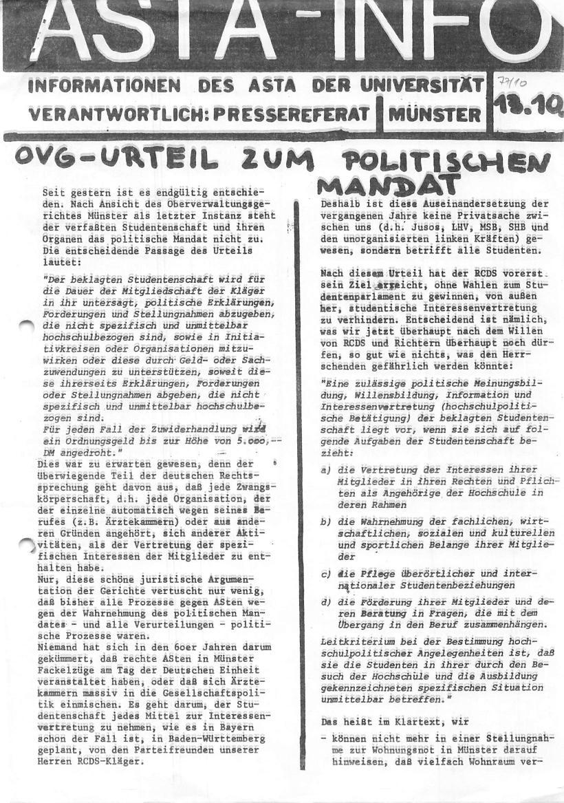Muenster_AStA_Info_19771013_01