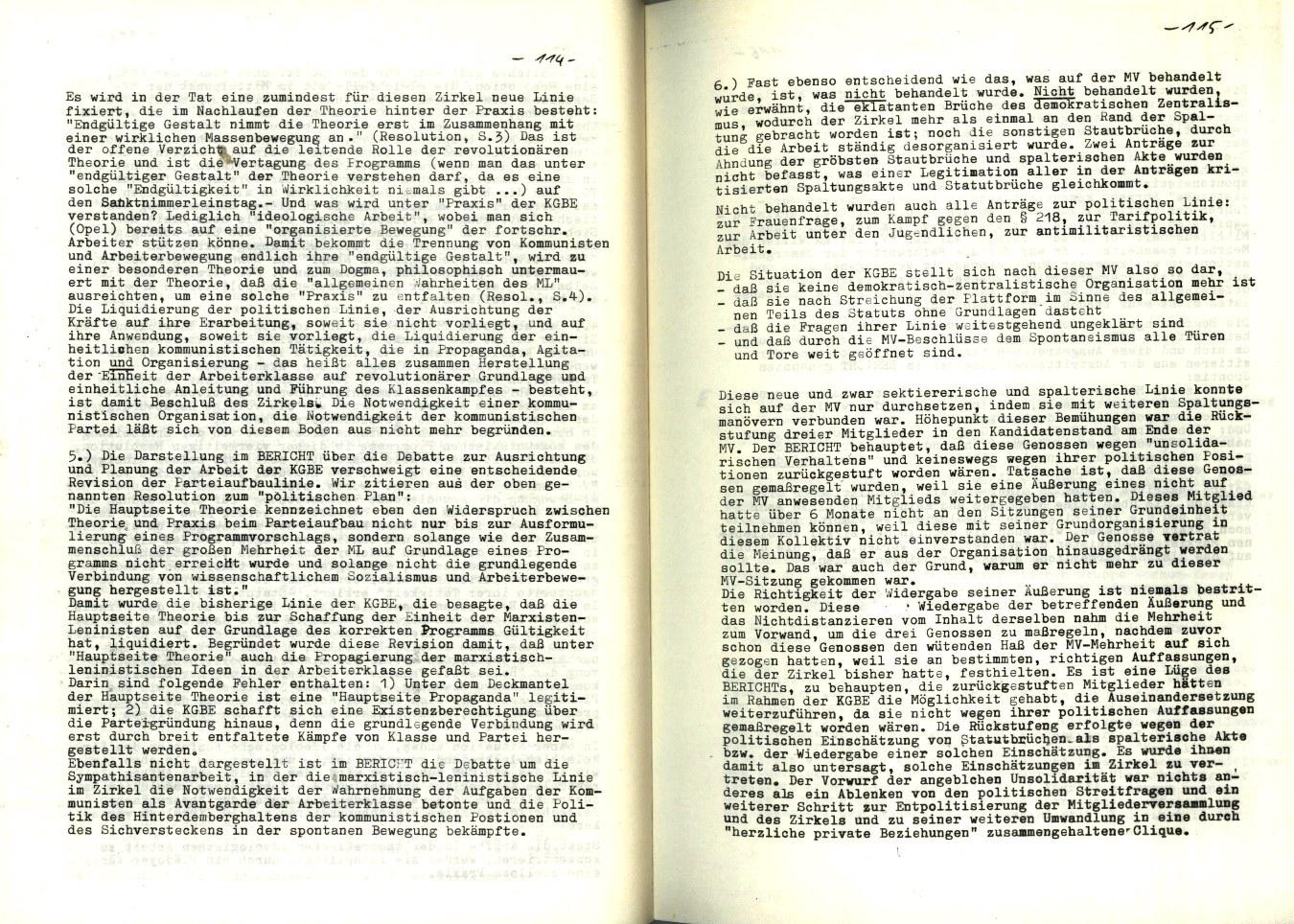 KGBE_Ehemalige_1977_Kritik_an_der_KGBE_61