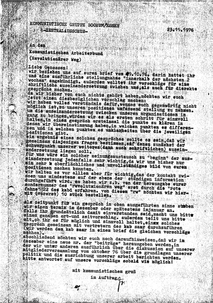 Bochum_KGBE_19761123_Brief_an_KABRW_01