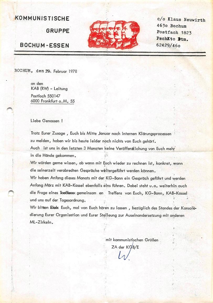 Bochum_KGBE_19780229_Brief_an_KABRW_01