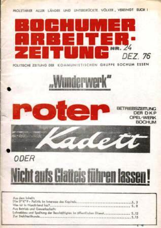 BAZ (Dezember 1976)