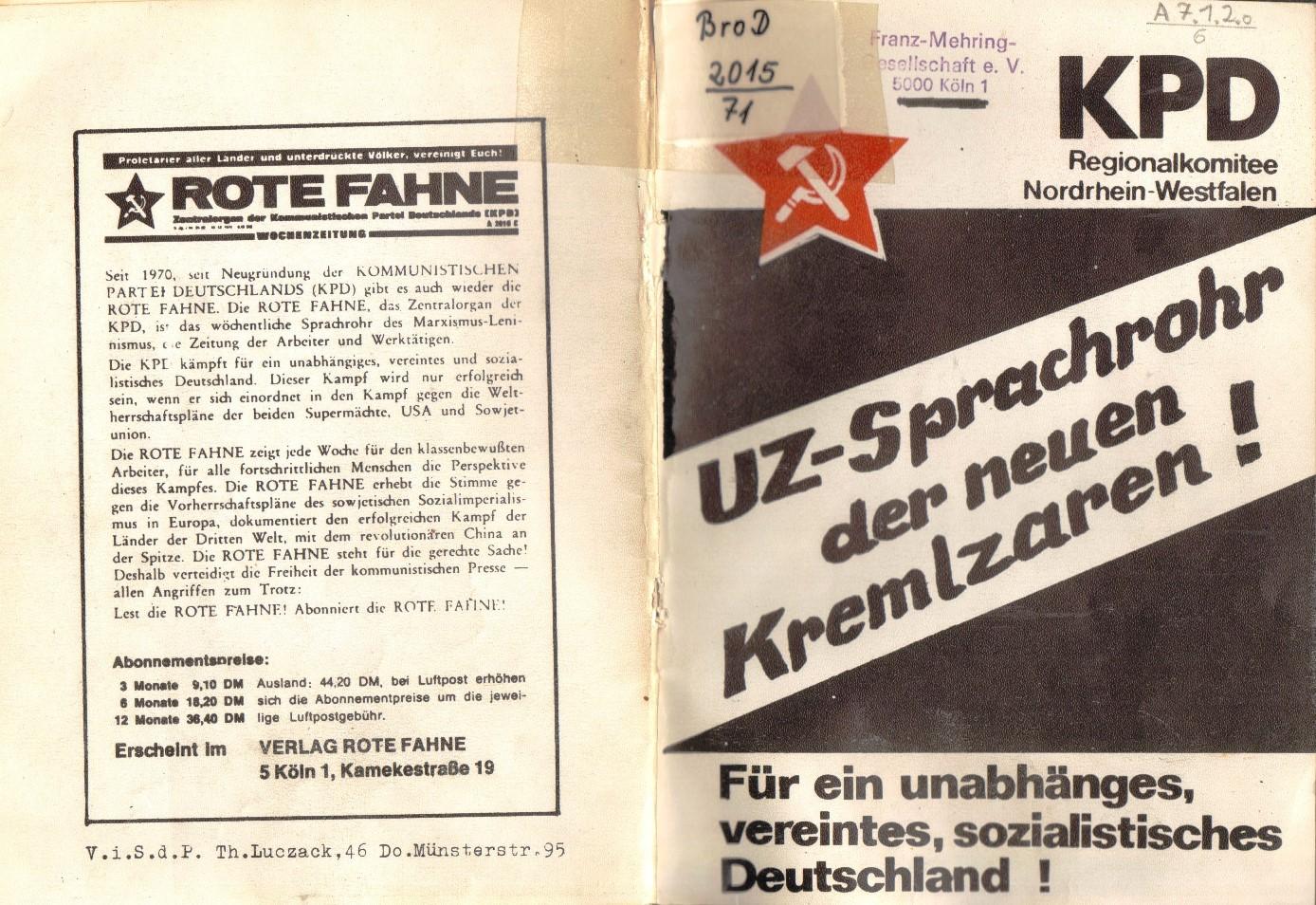 NRW_AO_1975_UZ_Sprachrohr_der_Kremlzaren_01