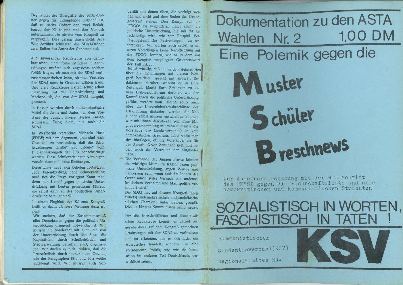 NRW_KSV_1977_Doku_zu_den_AStA_Wahlen_Nr_2_01