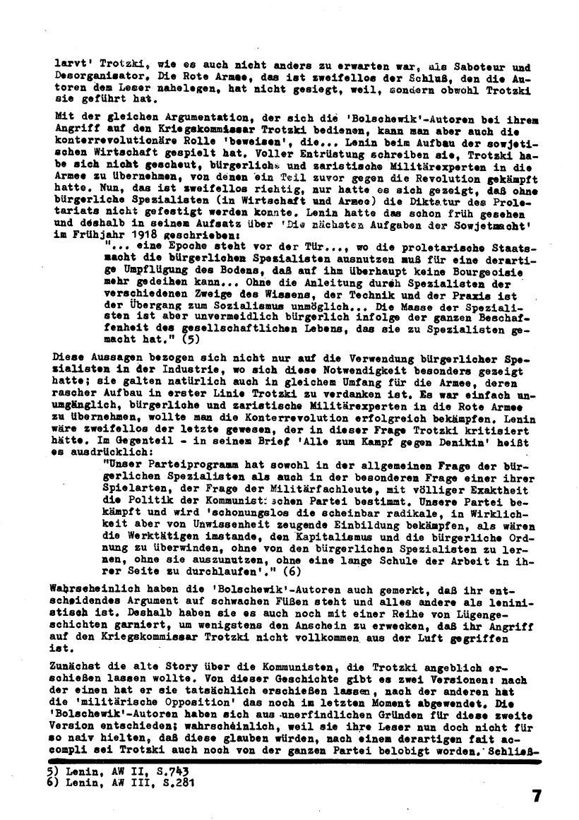 NRW_Spartacus_1970_Leninismus_gegen_Trotzkismus_07