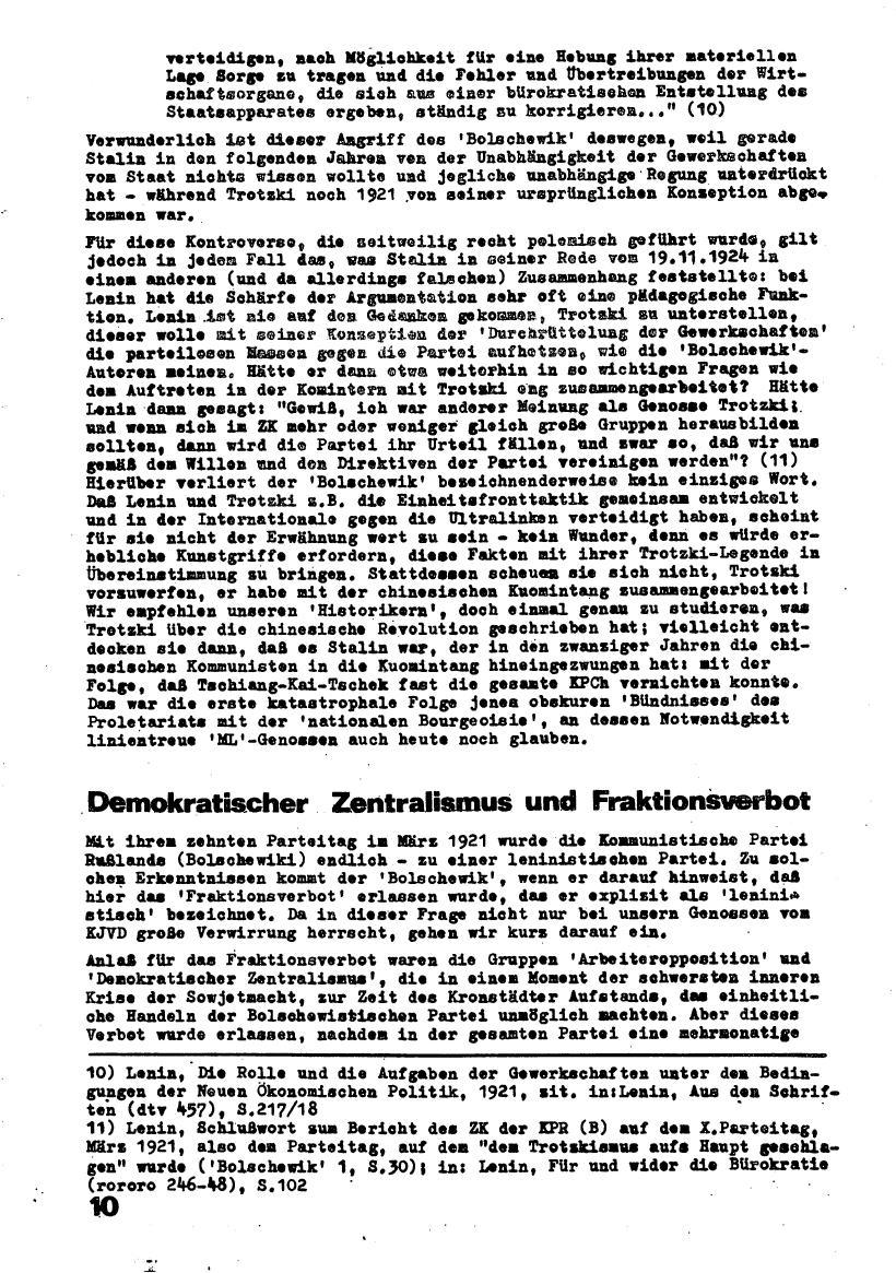 NRW_Spartacus_1970_Leninismus_gegen_Trotzkismus_10