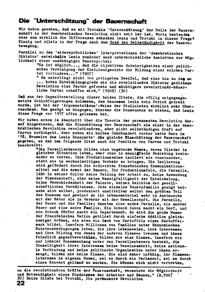 NRW_Spartacus_1970_Leninismus_gegen_Trotzkismus_22