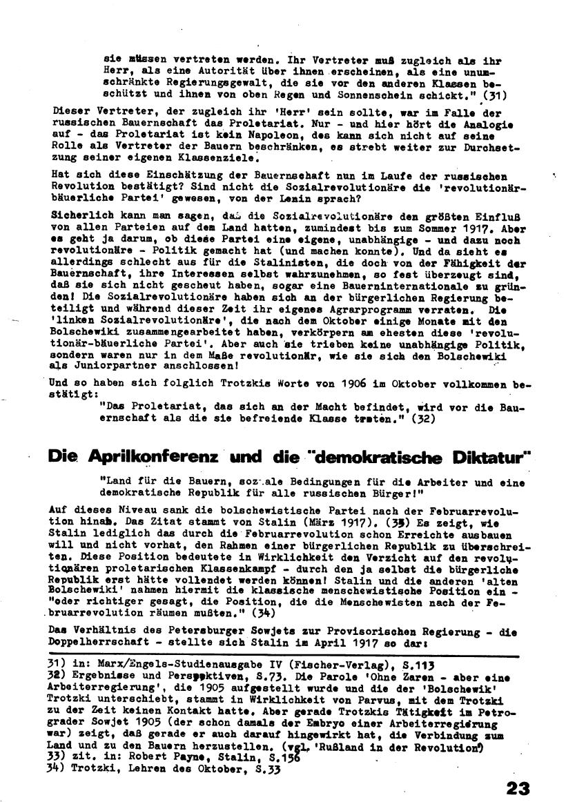 NRW_Spartacus_1970_Leninismus_gegen_Trotzkismus_23
