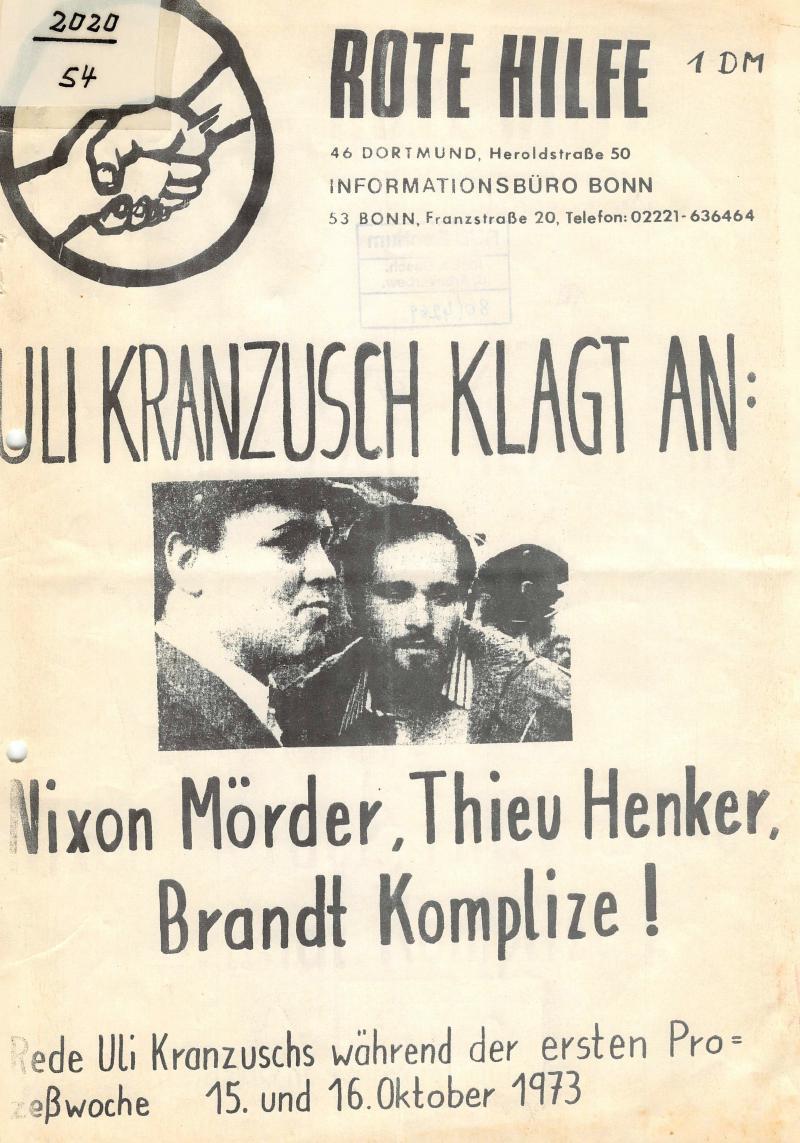 Bonn_RHeV_Infobuero_1973_Kranzusch_klagt_an_01