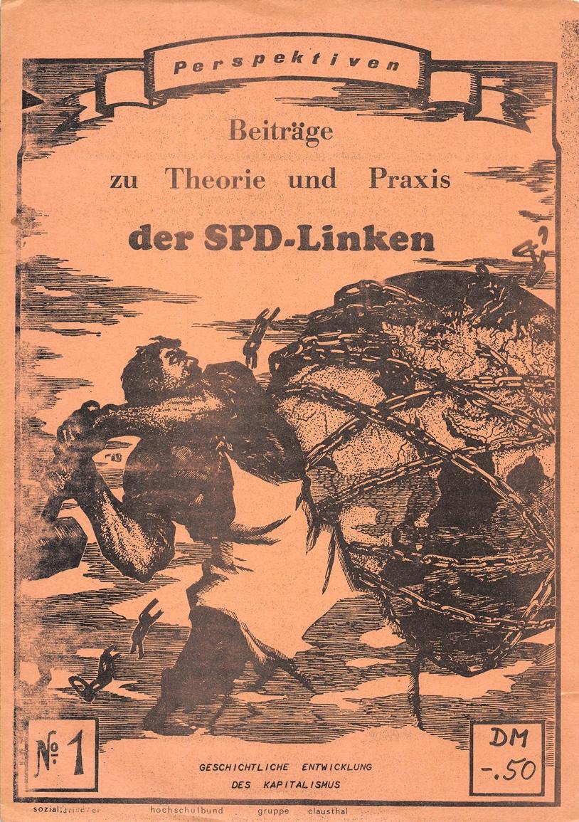 Clausthal_SHB_1974_Perspektiven_01_01