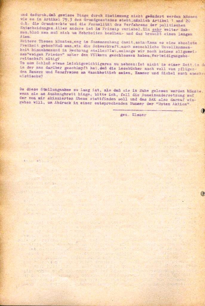 Rote Aktion _ Organ des SAK, Extra, April 1972, Seite 4