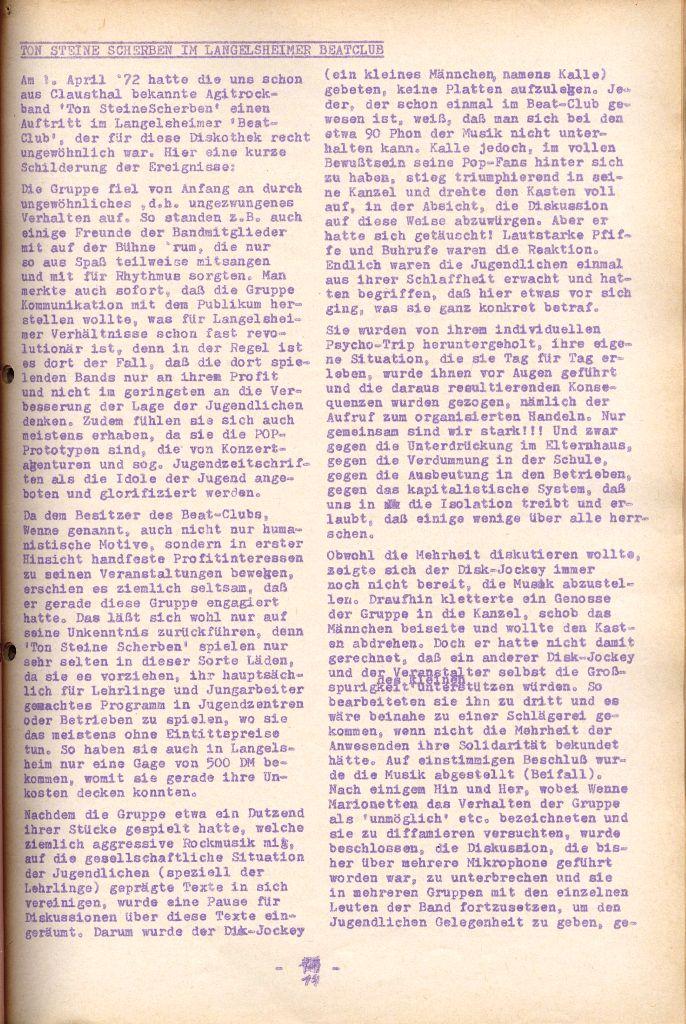 Rote Aktion _ Organ des SAK, Nr. 6, April 1972, Seite 14