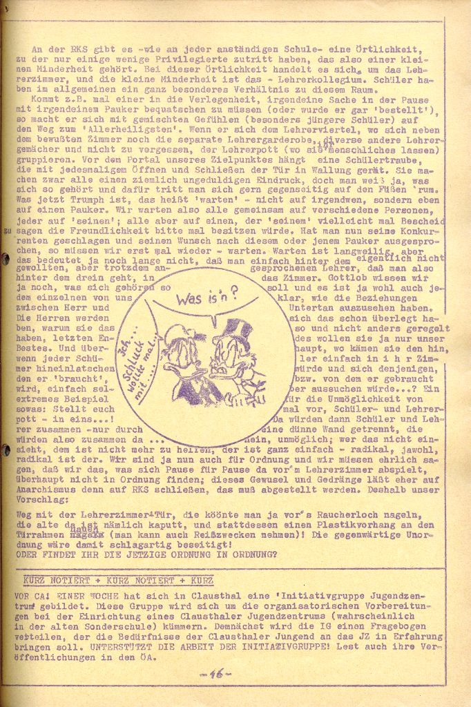 Rote Aktion _ Organ des SAK, Nr. 6, April 1972, Seite 16