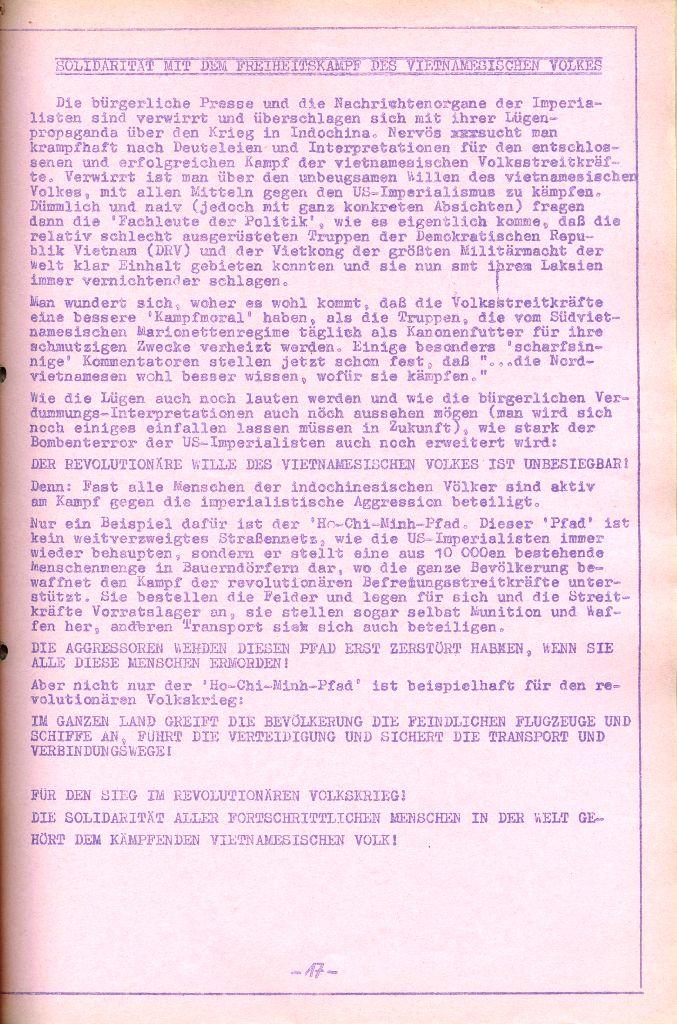 Rote Aktion _ Organ des SAK, Nr. 6, April 1972, Seite 17