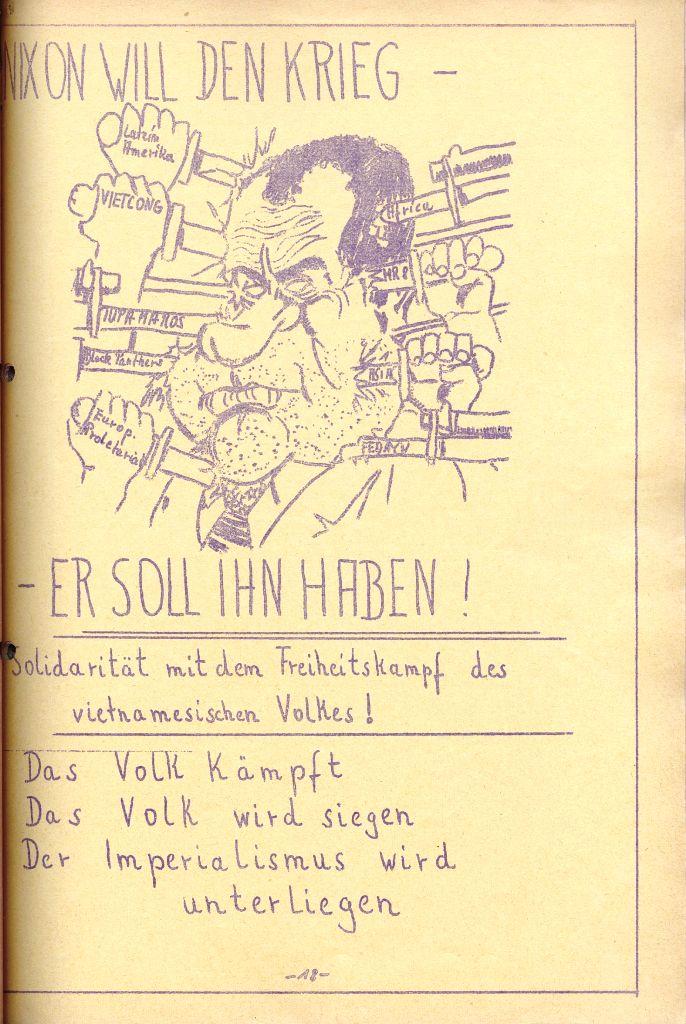Rote Aktion _ Organ des SAK, Nr. 6, April 1972, Seite 18
