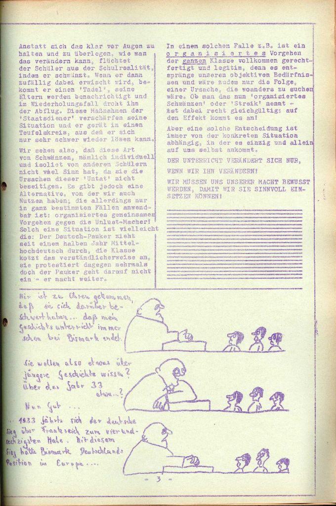 Rote Aktion _ Organ des SAK, Nr. 7, Mai/Juni 1972, Seite 3