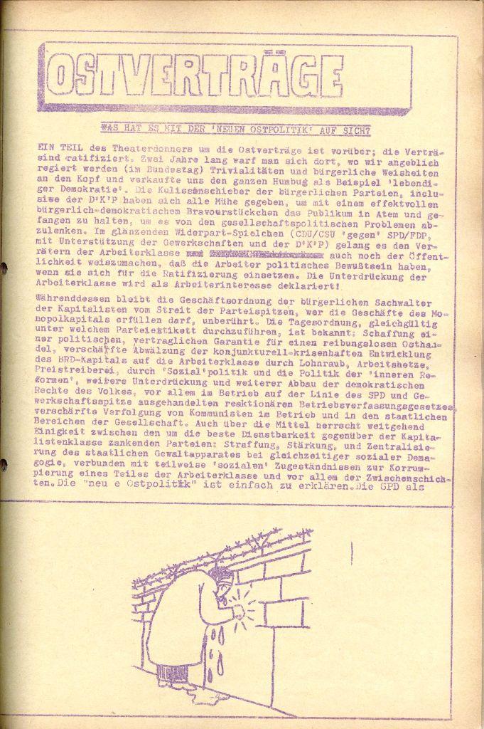Rote Aktion _ Organ des SAK, Nr. 7, Mai/Juni 1972, Seite 4