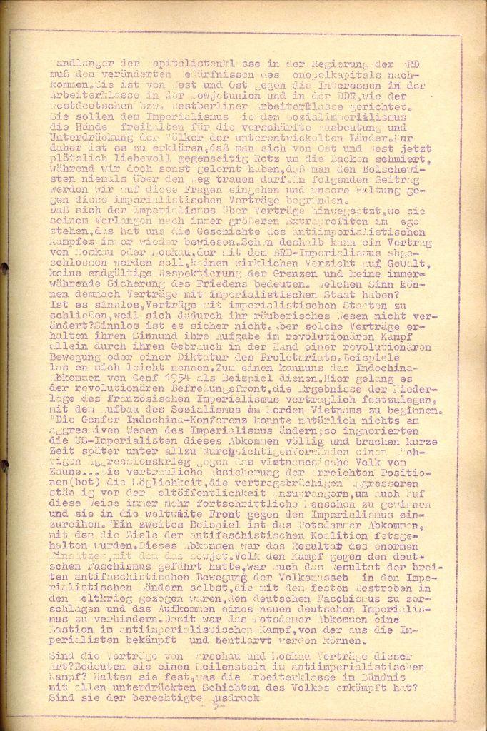 Rote Aktion _ Organ des SAK, Nr. 7, Mai/Juni 1972, Seite 5