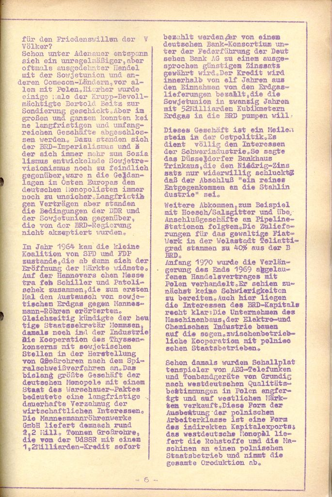 Rote Aktion _ Organ des SAK, Nr. 7, Mai/Juni 1972, Seite 6