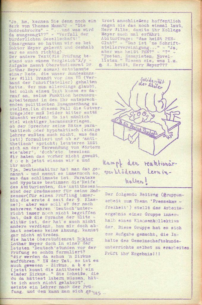 Rote Aktion _ Organ des SAK, Nr. 7, Mai/Juni 1972, Seite 15