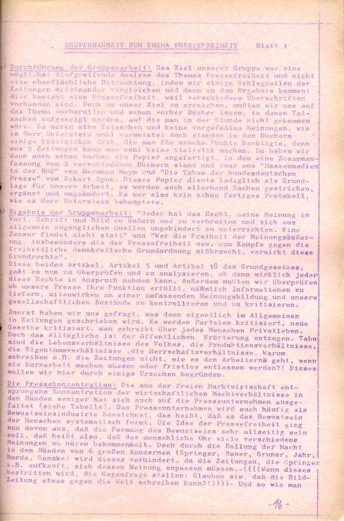 Rote Aktion _ Organ des SAK, Nr. 7, Mai/Juni 1972, Seite 16