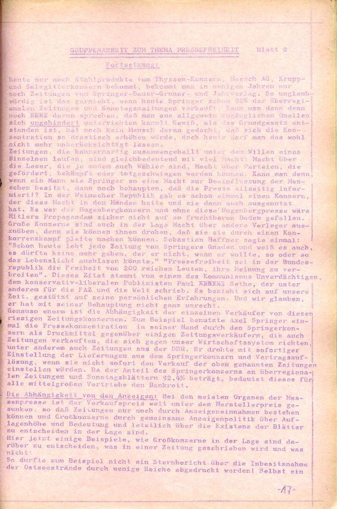 Rote Aktion _ Organ des SAK, Nr. 7, Mai/Juni 1972, Seite 17