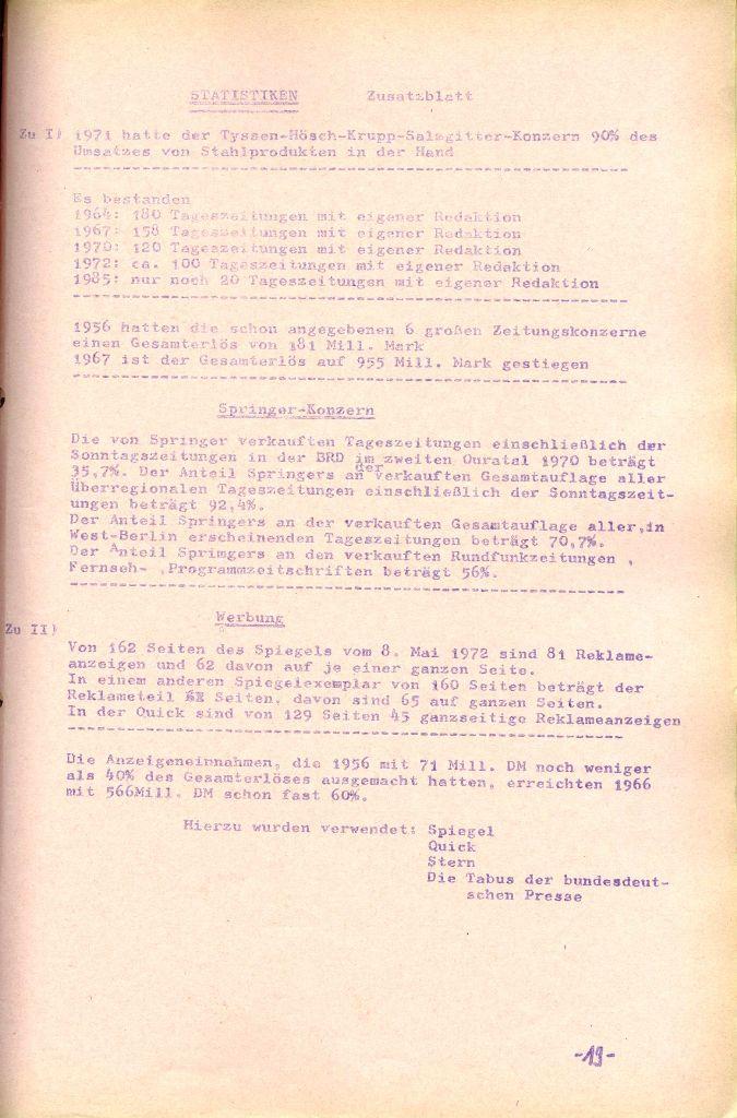 Rote Aktion _ Organ des SAK, Nr. 7, Mai/Juni 1972, Seite 19