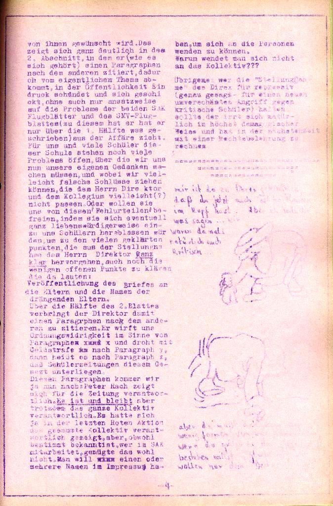 Rote Aktion _ Organ des SAK, Nr. 8, Juli, Seite 4