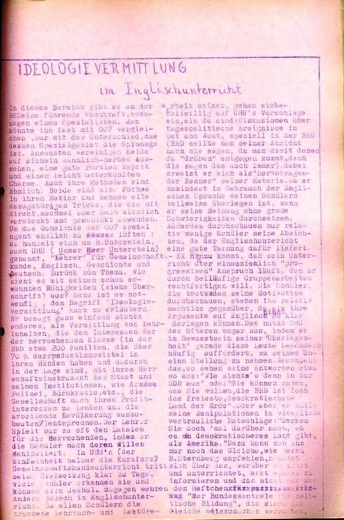 Rote Aktion _ Organ des SAK, Nr. 8, Juli, Seite 5