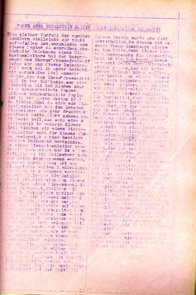 Rote Aktion _ Organ des SAK, Nr. 8, Juli, Seite 20