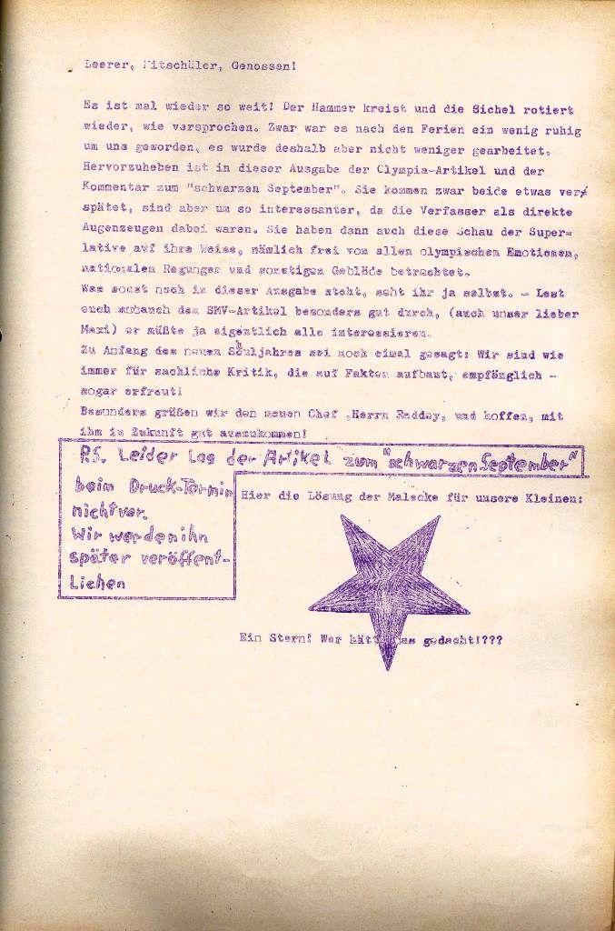 Rote Aktion _ Organ des SAK, Nr. 10, September, Seite 2