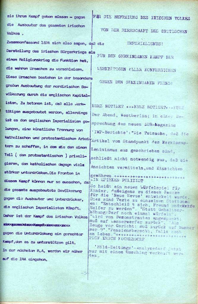 Rote Aktion _ Organ des SAK, Nr. 10, September, Seite 5