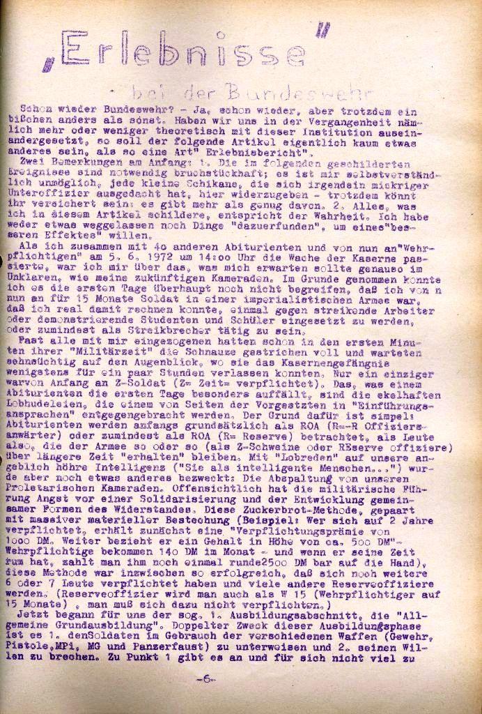 Rote Aktion _ Organ des SAK, Nr. 10, September, Seite 6