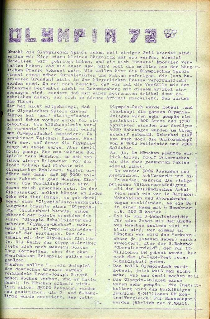 Rote Aktion _ Organ des SAK, Nr. 10, September, Seite 11
