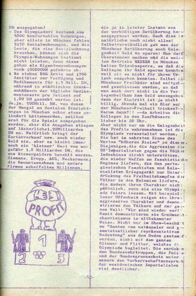 Rote Aktion _ Organ des SAK, Nr. 10, September, Seite 12