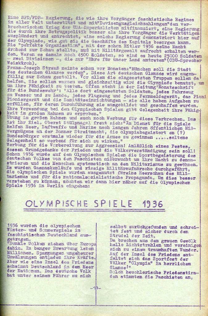 Rote Aktion _ Organ des SAK, Nr. 10, September, Seite 14