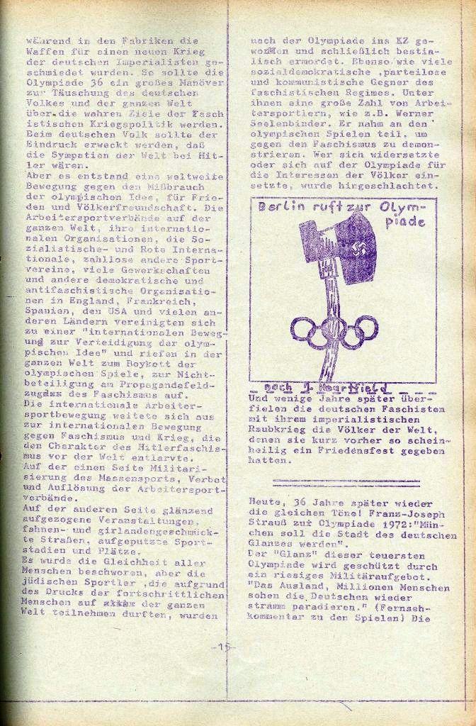 Rote Aktion _ Organ des SAK, Nr. 10, September, Seite 15