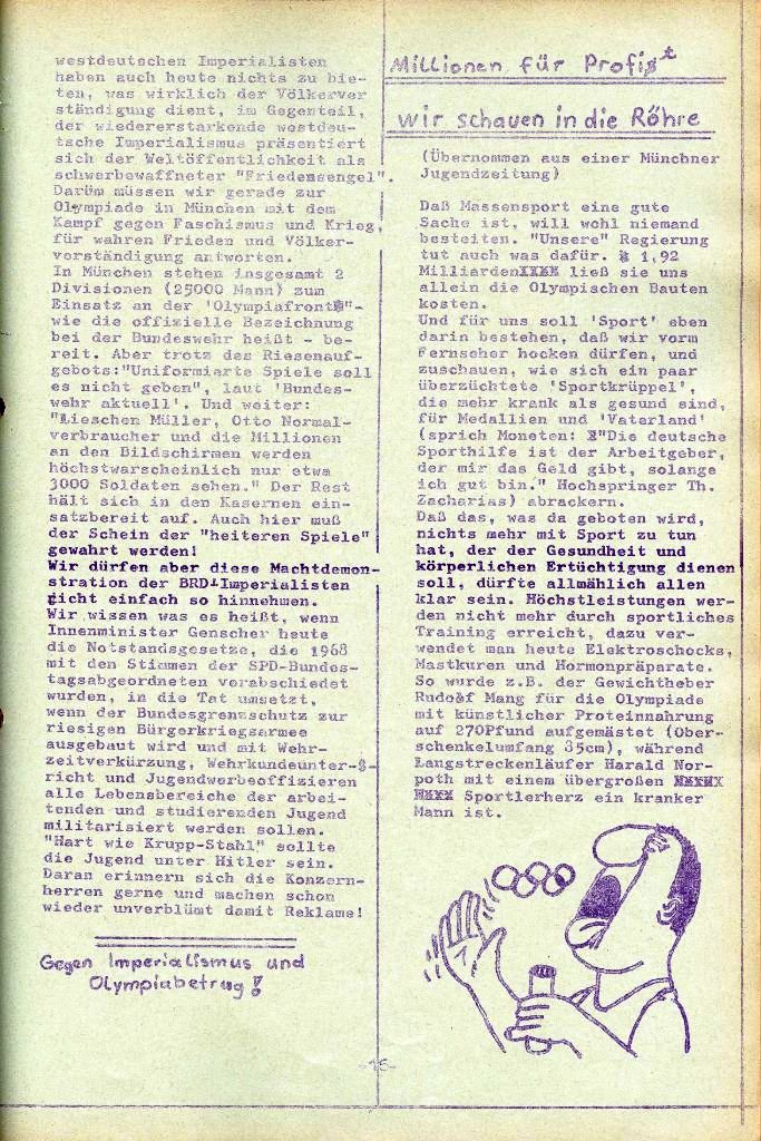 Rote Aktion _ Organ des SAK, Nr. 10, September, Seite 16