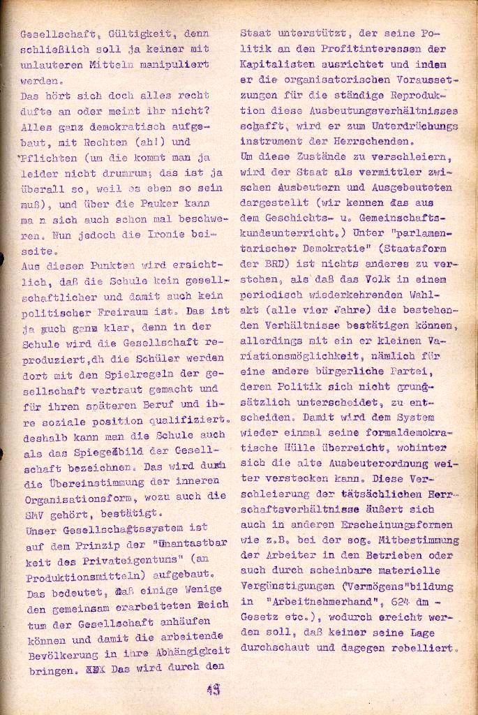 Rote Aktion _ Organ des SAK, Nr. 10, September, Seite 19