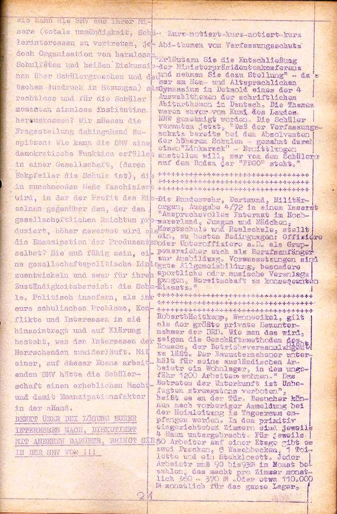 Rote Aktion _ Organ des SAK, Nr. 10, September, Seite 21