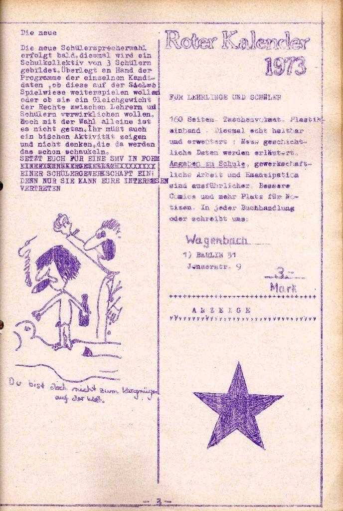 Rote Aktion _ Organ des SAK, Nr. 11, November, Seite 3
