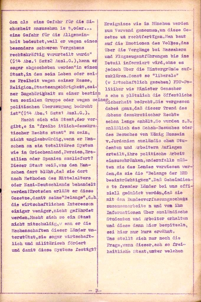 Rote Aktion _ Organ des SAK, Nr. 11, November, Seite 7