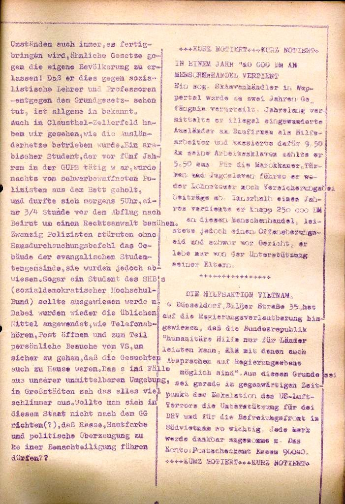 Rote Aktion _ Organ des SAK, Nr. 11, November, Seite 8