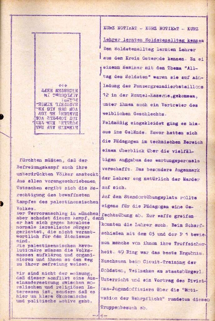 Rote Aktion _ Organ des SAK, Nr. 11, November, Seite 11