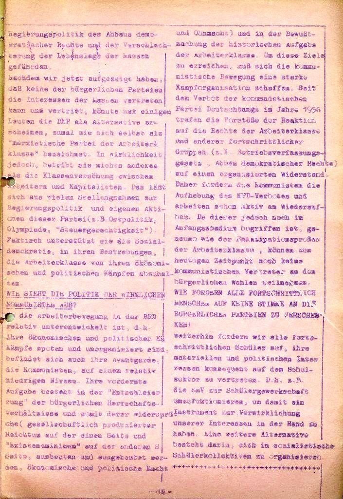 Rote Aktion _ Organ des SAK, Nr. 11, November, Seite 18