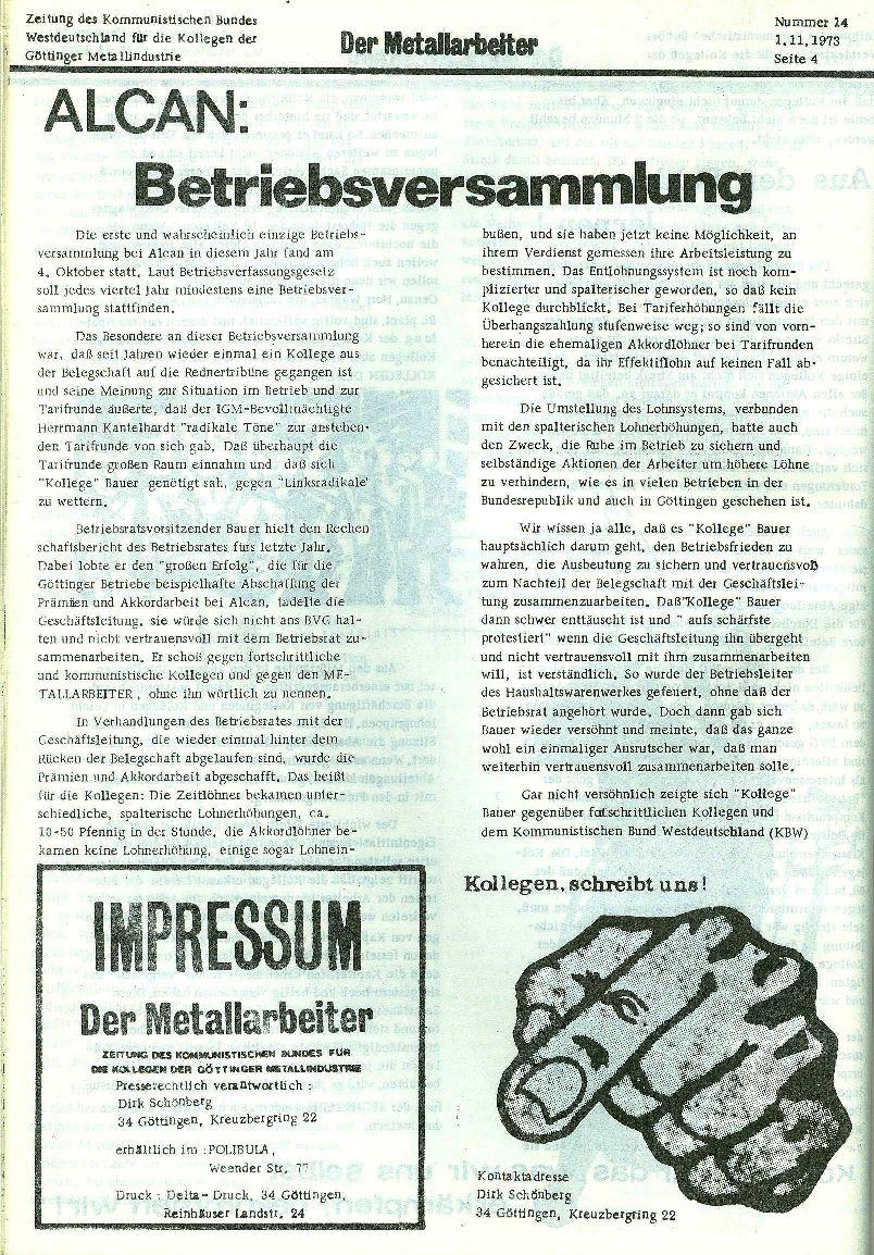 Goettingen_Metallarbeiter090