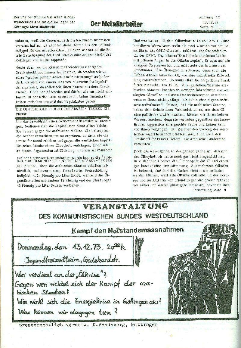 Goettingen_Metallarbeiter116