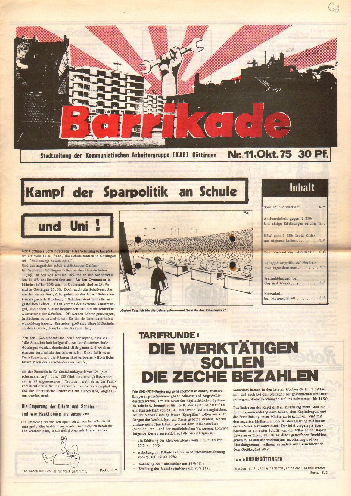Goettingen_Barrikade053